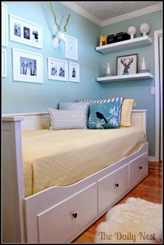 Ikea Hemnes Daybed Home Decor Pinterest The Guest