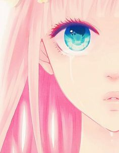 anime cat girl with pale skin long snow white hair and bright sky blue eyes anime