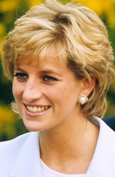 Princess Diana Love Her Style Hair Styles Amp Color
