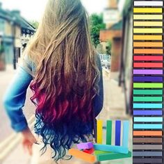 1000 images about hair color on pinterest hair chalk temporary hair color and hair color