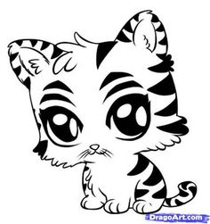 cute cartoon animals cute cartoon and animal coloring pages on