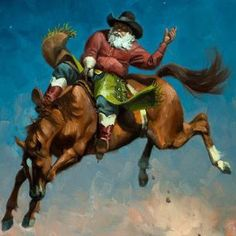 1000 Images About Cowboy Santa On Pinterest Cowboys