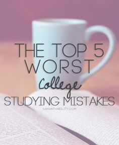 The 5 Worst College