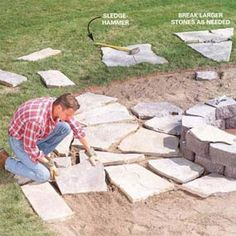 75 Diy Fire Pit And Loving The Concrete Benches In The