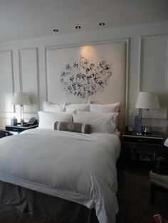 1000 Images About Wall Mounted Headboards On Pinterest