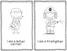 community helpers coloring pages and coloring on pinterest