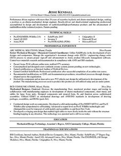 resume engineers and innovation on pinterest
