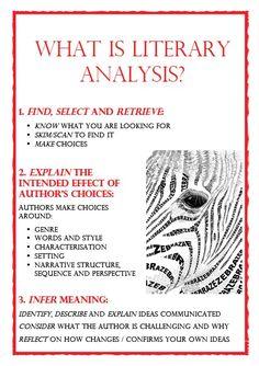 Literary Analysis Essay Topics
