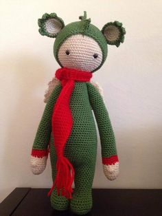 Dirk the dragon made