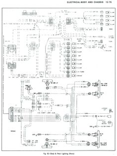 85 Chevy Truck Wiring Diagram | Chevrolet C20 4x2 Had