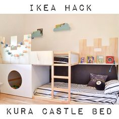 20 Awesome Ikea Hacks For Kids Beds For Kids Hacks And