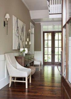 Wood With White Trim Dream HomeDIY Pinterest