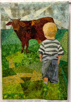 1000 Images About Animal Quilts On Pinterest Art Quilts