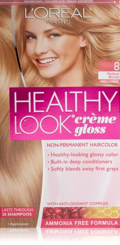 l oreal creme gloss on pinterest