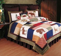 1000 Images About Rustic Bedding Sets On Pinterest