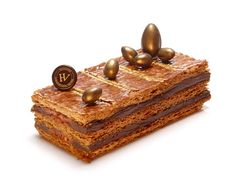 1000 Images About Millefeuille On Pinterest Patisserie