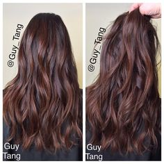 1000 Ideas About Mocha Brown Hair On Pinterest Brown