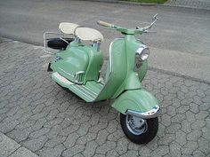 1957 NSU Prima Germany NSU's license to build Lambretta