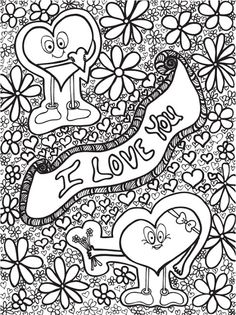 Pikachu Pokemon Valentine Coloring Page Free Colouring