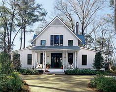 Lake House Plan By L Mitchell Ginn Amp Associates Arched