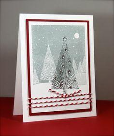 Winter Treeswinter Moon Hero Arts On Pinterest Hero