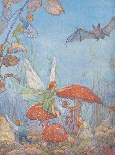 Margaret Tarrant Fairytale Artist On Pinterest Fairies