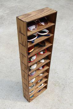 1000 ideas about sunglasses storage on pinterest mail storage sunglass display and storage