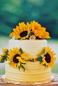24 Fall Wedding Cake