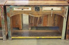 1000 Images About Reclaimed Teak Furniture On Pinterest