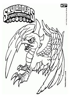 1000 images about skylanders on pinterest coloring pages video