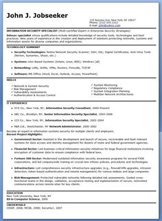 security analyst resume network security analyst resume sample