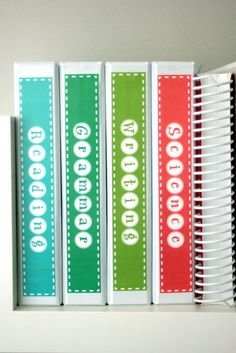 1000 Ideas About Binder Spine Labels On Pinterest Binder Labels Teacher Toolbox Labels And