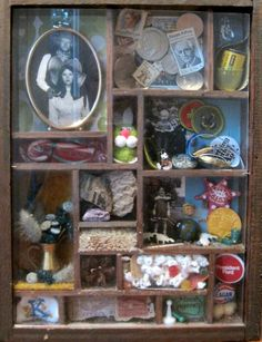 1000 Images About Memorial Shadow Box Ideas On Pinterest
