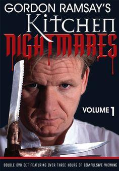 Gordon Ramsay Kitchen Nightmares Volume Rancid Scallops Arrogant