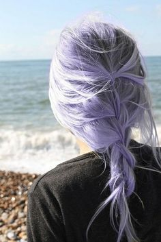 Lilac Hair On Pinterest Purple Hair Hair And Pastel Hair