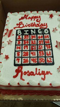 Calumet Bakery Medicare Card Cake Milestone Birthday