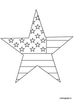 patriotic american flag coloring page american flag heart