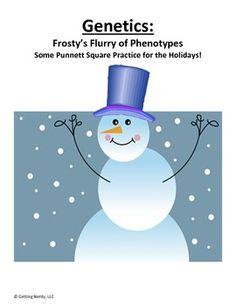 Genetics Frosty S Flurry Of Phenotypes