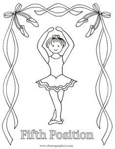 ballet coloring and coloring pages on pinterest