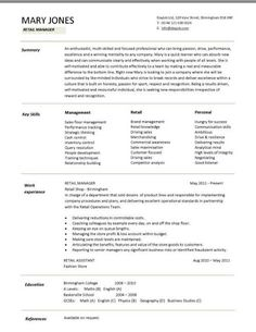resume templates parks and and resume on pinterest