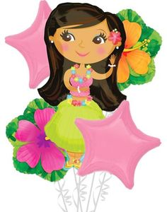 1000 Images About Hula Party Ideas On Pinterest Hula
