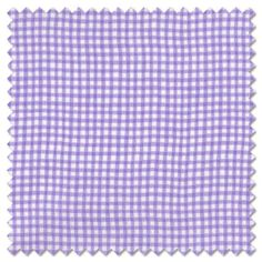Basics Lilac Gingham Check Per 1 4 Metre