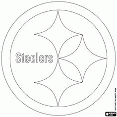 sports team logos coloring pages and nfl football on pinterest