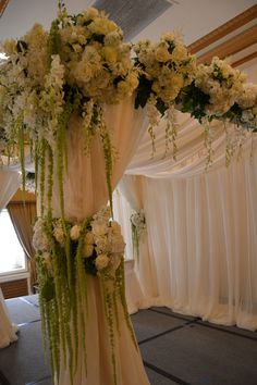 Detail of wedding al