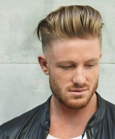 Mens Haircut Short Sides Long Top Mens Haircuts