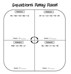 Images About Math Linear Equations