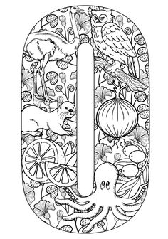 alphabet coloring pages coloring and coloring pages on pinterest
