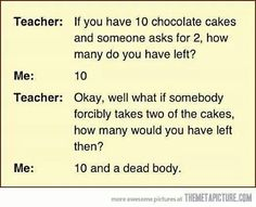 Basically, this is how I Math.