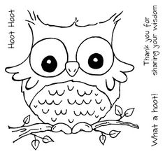 cute owl with bees coloring pages owl coloring pages