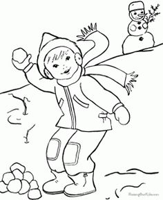 winter season coloring pages and coloring on pinterest